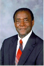 Amos Newsome Commissioner District 2