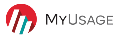 Myusage Opens in new window