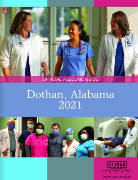 2021 Dothan Welcome Guide Opens in new window